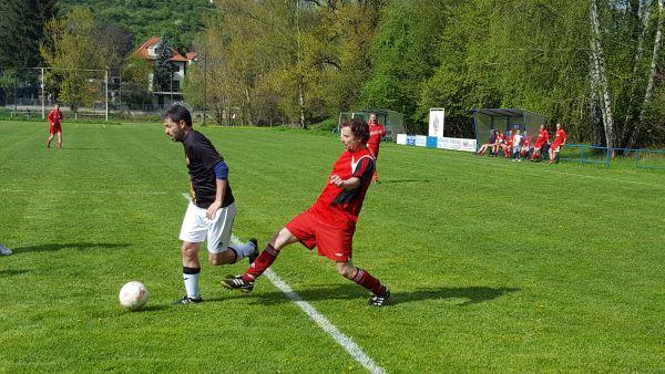 Prague Veterans Football Tournament